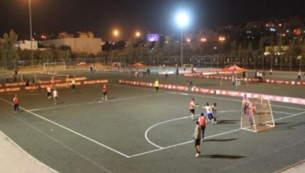 دورة كرة القدم بالمعهد